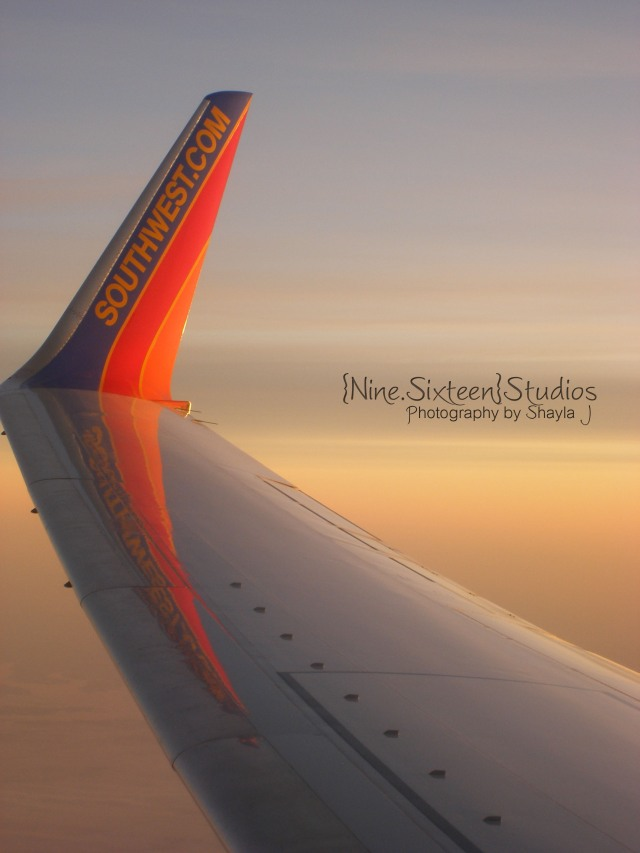 Southwest Airlines+Airplane