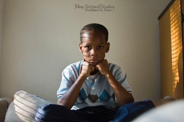 Window Light Portrait+Child Photograper
