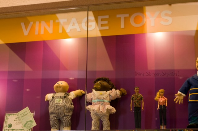 vintage Toys+cabbage patch kids